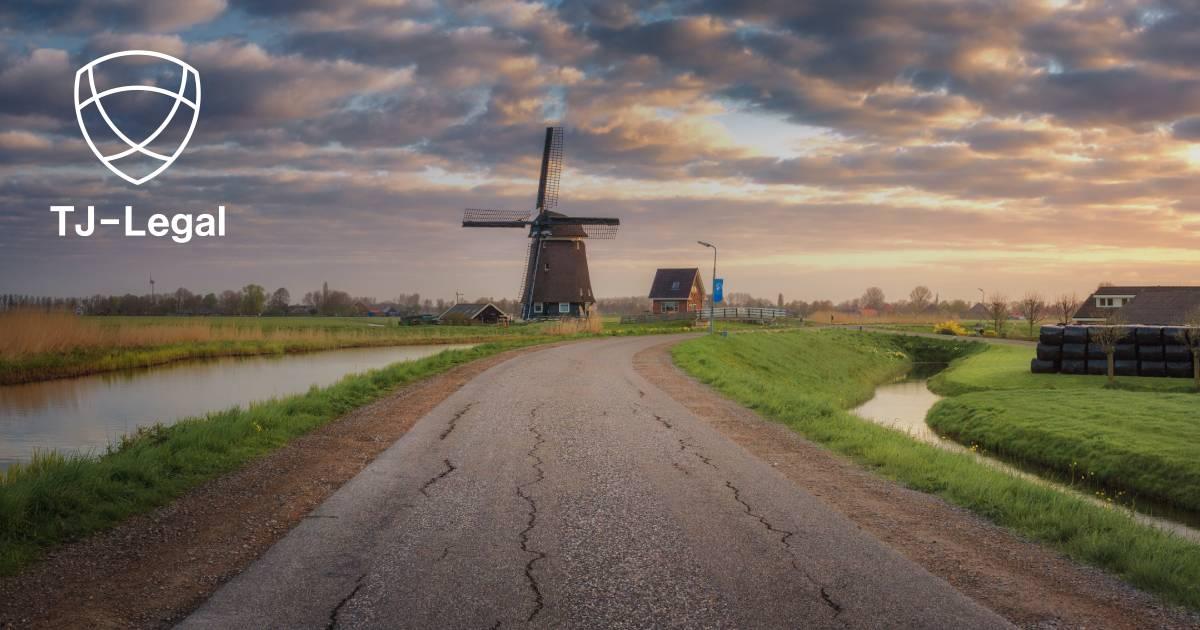 daň z motorového vozidla a cestná daň v Holandsku