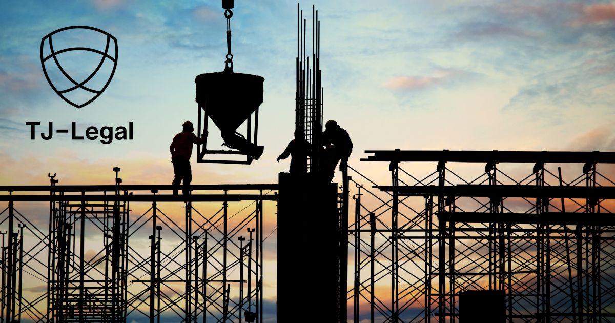 živnostníci na stavbe v Nemecku